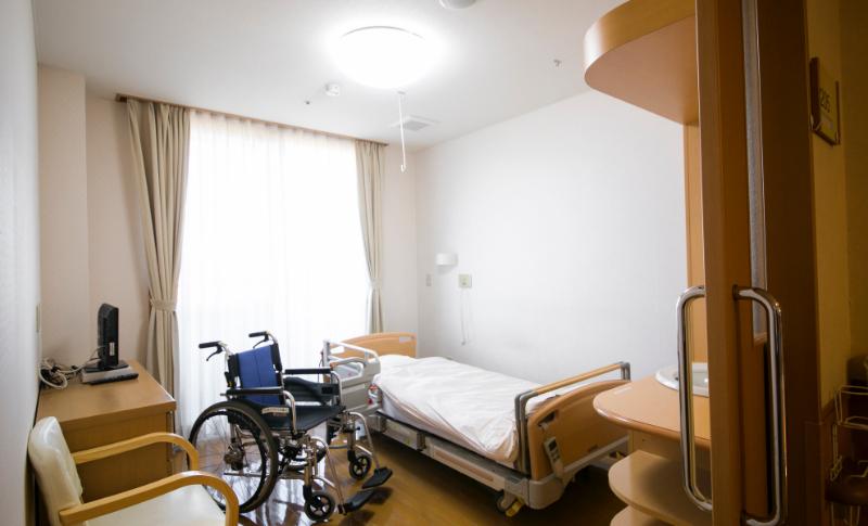 さくら園療養室