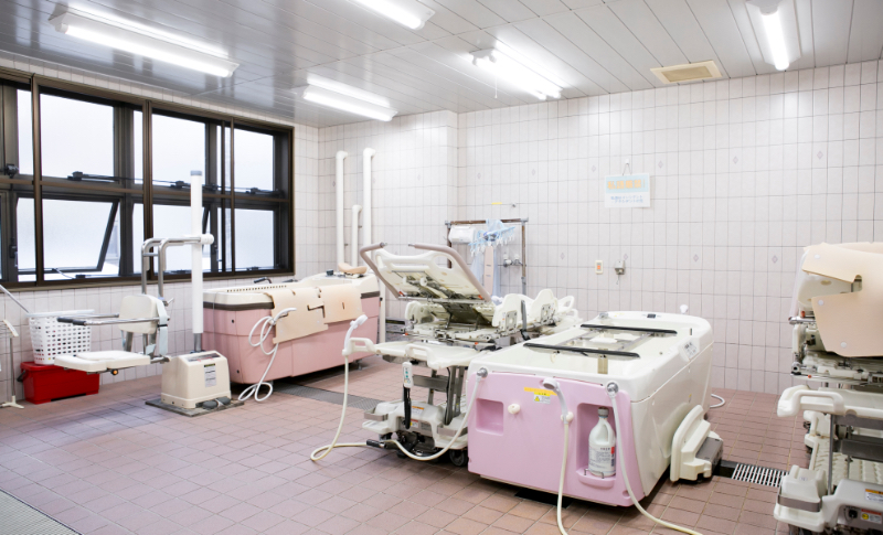 さくら園機械浴