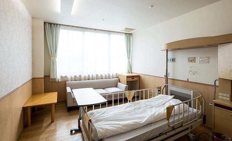 療養病棟 病室